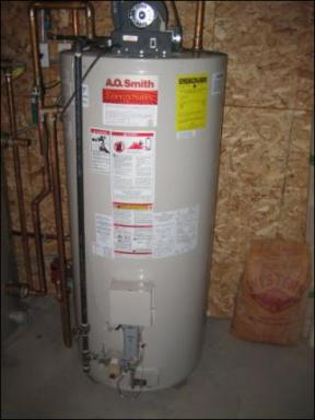our plumbers in Thorton, CO can install AO Smith wateer heaters