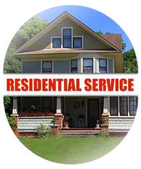 We provide plumbing services to residential customers
