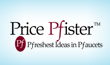 we install price pfister faucets